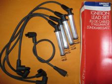 VAUXHALL  ASTRA  Mk2 & Mk3 1.6,1.8i,2.0i M4 fittings UNIPART IGNITION LEAD SET